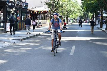 Başkentliler Sıfır Emisyon İçin Pedal Çevirdi